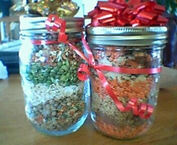 Chili — Mason Jar Gift Ideas! « The 30-Day Vegetarian Community